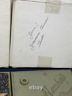 Gene Marshall Convention Hollywood Wall Of Fame & Graumans Theater Stands #U