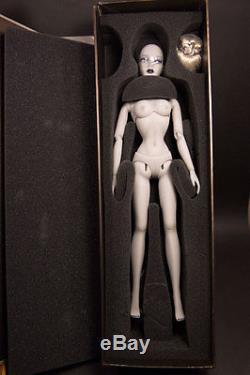 Gene Marshall Jamieshow Black Lipstick BJD nude no outfit