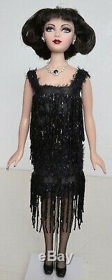 Gene Marshall OOAK FLAPPER 16 Dressed Doll Ashton Drake DESIGNS & DOLL DREAMS