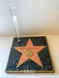 Gene Marshall Star Hollywood Walk Of Fame Doll Stand Ashton Drake