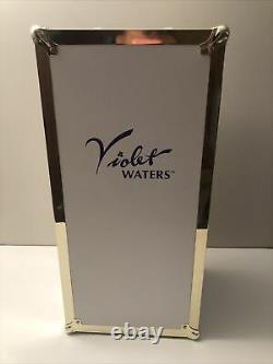 Gene Marshall Violet Waters in Violet Nights & Wardrobe Trunk Mel Odom