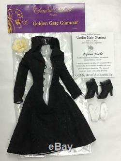 Gene Sandra Stillwell Presents. Golden Gate Glamour Espana Noche Outfit