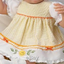 Girl Baby Doll Little Ray Of Sunshine by Ashton Drake