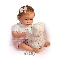 I Promise to Love You Teddy Ashton Drake Doll by Cheryl Hill 19 inches Stunning
