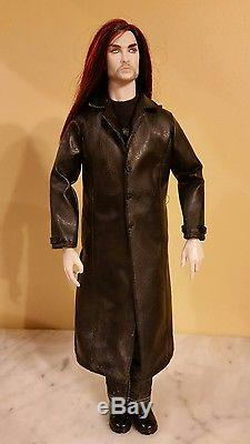 Integrity Toys Dark Hunter Acheron Ashton Drake Doll Fashion Royalty IT Rare