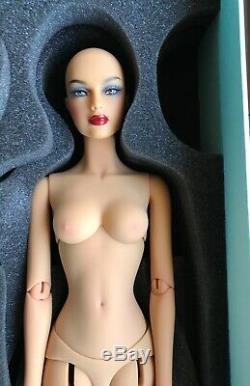 JAMIEshow GINNIE Doll NUDE the 2019 Cuba Convention Companion Doll
