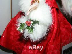 JOSHARD ORIGINALS OOAK Ashton Drake GENE doll lmt ed 1 of 5 CHRISTMAS HOLIDAY