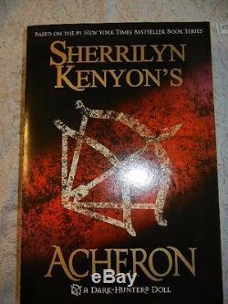 Jason Wu Integrity Toys Ashton Drake, Acheron Doll from Kenyon's Book