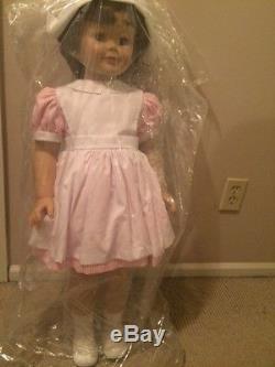 Joanie Nurse's Aid Candy Striper Doll Ashton Drake Patti Playpal Friend Repro