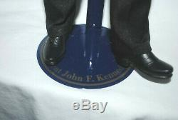 John F. Kennedy 15 Talking Portrait Doll, MIB, Ashton Drake Galleries