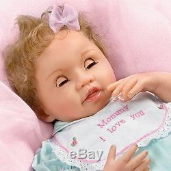 Katie Kisses Ashton Drake Doll by Waltraud Hanl 22 Inches
