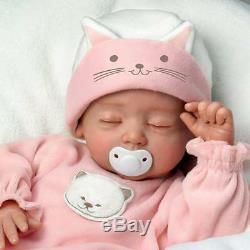 Katie, My Sweet Little Kitten So Truly Real Lifelike Baby Doll by Ashton Drake