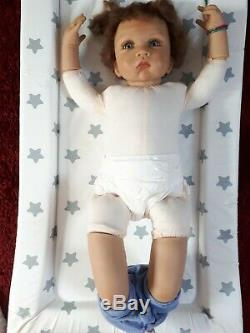 LARGE 24 TODDLER ASHTON DRAKE DOLL REBORN SWEET PRINCESS by Waltraud H