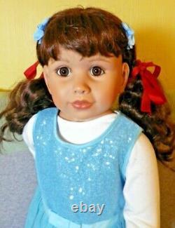 LENI BY MONIKA PETER LEICHT FOR ASHTON DRAKE 32 Doll