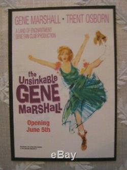 Land of Enchantment Doll Club Gene Doll Unsinkable Gene Marshall Limited