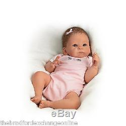 Lifelike Poseable And Weighted Baby Doll by Tasha Edenholm Little Peanut