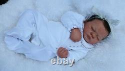 Lillbees stunning lifelike reborn baby girl from rare alex Ashton drake l webb