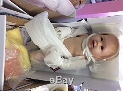 Linda Murray Rub-A-Dub-Dub Baby Doll With Bath Accessories By The Ashton-Drake