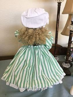 Little Bo Peep Porcelain Wendy Lawton Doll Ashton Drake 1995
