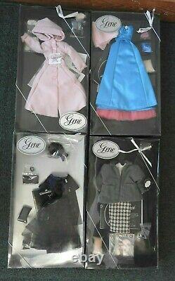 Lot GENE Dolls & Outfits Ashton Drake Vintage Fashion Doll Accessories NRFB