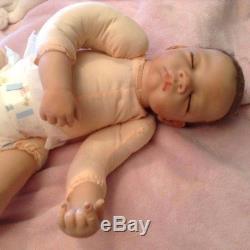 Lot of 3 Ashton Drake baby Emily to reborn