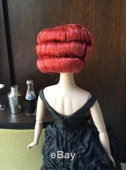 MADRA Rare LIQUORICE CRUSH Gene doll Mel Odom/ IT