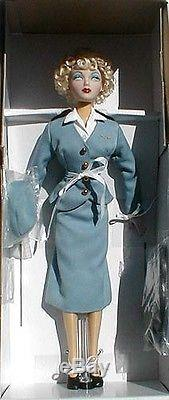 MIB NRFB Ashton Drake Galleries LE 148 / 250 Gene Champagne Flight 16 Doll