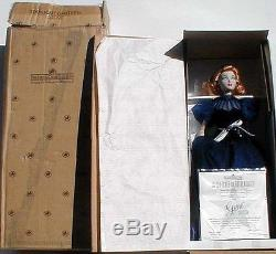 MIB NRFB Ashton Drake Galleries LE Gene Starlight Canteen 16 Doll