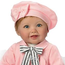 Madeleine Ashton Drake So Truly Real Baby Doll Speaks English And French