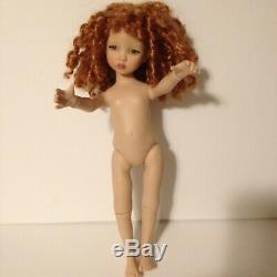 Mary Mary Quite Contrary Doll Dianna Effner Repaint 12 Vinyl Ashton Drake