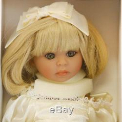 Megan Rose Child Doll by LInda Rick for Ashton-Drake Galleries