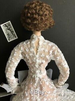 Mel Odom 2004 GENE MARSHALL Doll in MEL LOVES MARSHA Short CURLY Hair