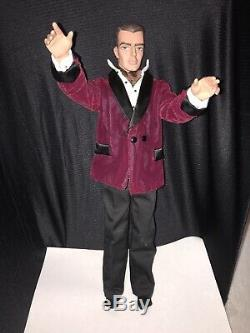 Mel Odom Gene Marshall Fashion Doll Trent Osborne After Hours Doll As Shown