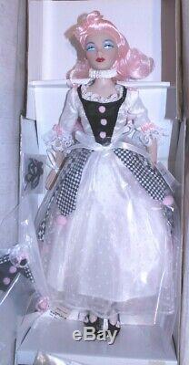 Mel Odom Gene Marshall PIERETTE Pink Hair Doll NRFB