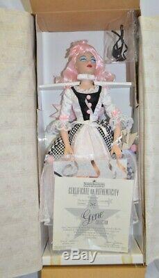 Mel Odom PIERRETTE Pink Hair GENE Dressed Doll in OB 16