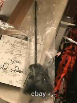 Mel Odom RARE! My Favorite Witch Gene Convention doll Never Removed From Box