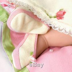Michelle Fagan So Truly Soft Silique Lily Rose Baby Doll Lifelike Ashton Drake