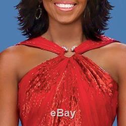 Michelle Obama Fashion Doll Inaugural Ball by Ashton Drake