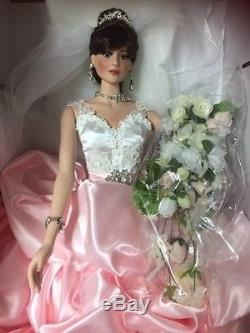 Mirella Gypsy Bride Porcelain Doll Ashton Drake Cindy McClure Bradford Exchange