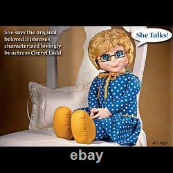 Mrs Beasley Talking Ashton Drake Doll from Family Affair Bradford Exchange 20