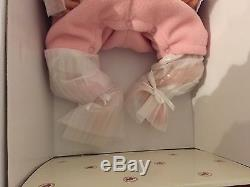NRFB Ashton Drake Hailey Baby Doll So Truly Real-100% Silicone-Limited to 1000