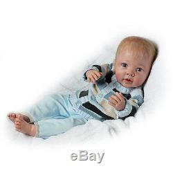 Noah Ashton Drake Baby Doll by Linda Murray 22 inches