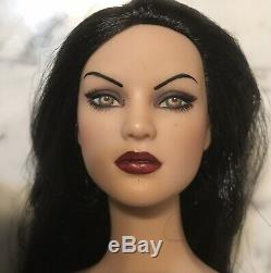 Nude Goth Raven Tonner Stella Repaint For Halloween By Ravenzdoll
