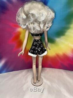 OOAK Simply Gene Doll Platinum COA Repaint by Lisa Gates Gorgeous