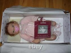 Original Collectible Ashton Drake Reborn doll welcome home baby Emily boxed