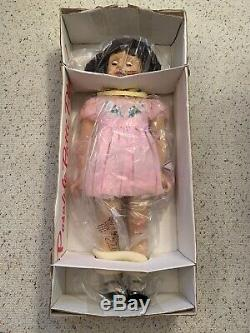 Patti Playpal Doll Ashton Drake Fully Jointed Poseable All Original Beautiful