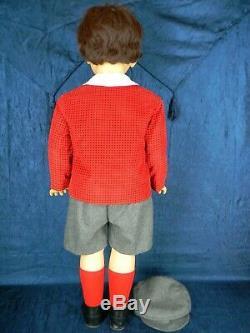 Peter Patti Playpal Boy Doll 38 By Ashton Drake Galleries Near Mint