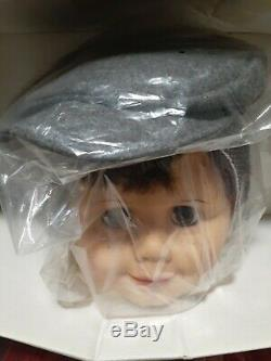 Peter PlayPal Doll with Box included Repro 1960's Patti Playpals Bro Ashton Drake