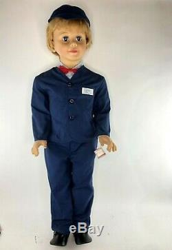 Peter Playpal Reproduction Doll by Ashton Drake, 37 Tall Blonde