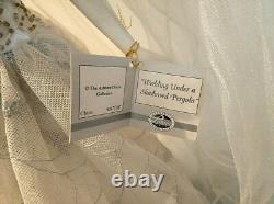 Preciosa muñeca vestido Novia ASHTON Drake Cindy Mcclure de porcelana en caja